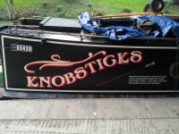 Traditional Style Vinyl Lettering for Narrowboats